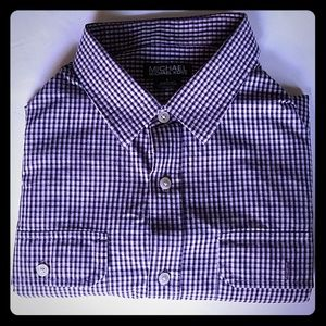 Micheal Kors Button Down Shirt
